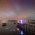 Lightpainting en Ortigueira thumbnail