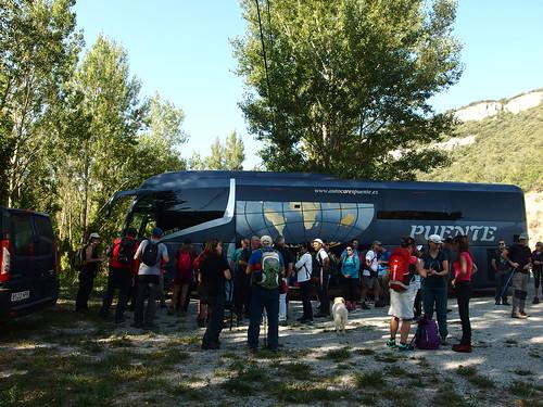 Senderismo por Canon del Ebro Burgos  15 Septiembre 2018 Fotografia Luisa  Marciel (1)