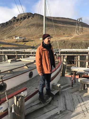 Mary Ann's Polarrigg, Longyearbyen, 2018