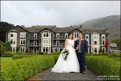Best Wedding Photographers (graeme cameron photography) Tags: graeme cameron photographer photography lake district ullswater cumbria wedding professional inn bride gown romantic
