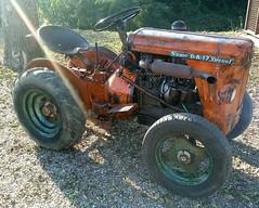 Same DA 17 vigneto (samestorici) Tags: trattoredepoca oldtimertraktor tractorfarmvintage tracteurantique trattoristorici oldtractor veicolostorico da17 12 fornace