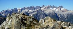 DSC02362 (Aubrey Sun) Tags: trappers peak hike scramble mountain north cascades wa washington northwest picket range pickets