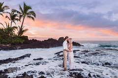 Maui Anniversary Photoshoot (brandon.vincent) Tags: sunrise maui hawaii makena cove anniversary photographer destination ocean pacific islands tropical