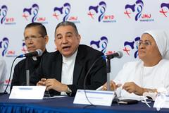 Conferencia de Prensa Días en las Diócesis