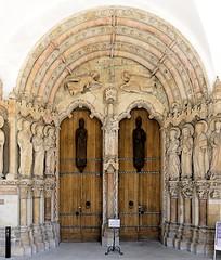 Paderborn - Dom g1 (Arnim Schulz) Tags: kirche church iglesia église esglesia architektur achitecture arquitectura altstadt gebäude building kunst art arte deutschland germany alemania allemagne germania