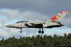 (scobie56) Tags: panavia tornado f3 wm zg793 56squadron firebirds raf royal air force leuchars fife scotland 2006
