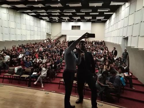 Primera conferencia por los 41 Aniversario de la FCEAC (2)