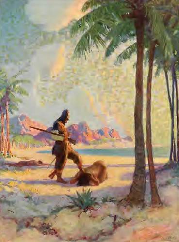 Robinson Crusoe, From FlickrPhotos