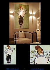 46-0365 Le Bouquet roomshot cgfb 2 - Kopie (claus.baermeier) Tags: luxury furnishing christopher guy interiorsinstyle living dining bedroom lobby office hospitality art deco picture mosaic
