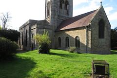 St Mary, Wollaston (jiffyhelper) Tags: wollaston northamptonshire church churchyard canon powershot sx280