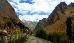 Passing Hunapatta village