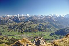 Frutigen vom Steischlaghore (flöschen) Tags: berneroberland bern schweiz suisse svizzera svizra switzerland alpen alpes alps alpi berg frutigen