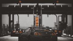 Red Lights (Kravence.) Tags: cars granturismosport gtsport lightroom photoshop ps4 nissan gtr bugatti veyron mclaren 650s japan