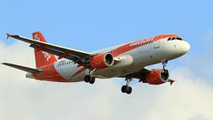 EasyJet / Airbus A320-214 / OE-IVO (vic_206) Tags: easyjet airbusa320214 oeivo bcn lebl