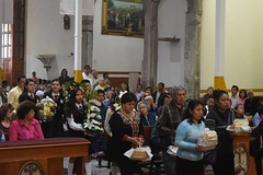Misa con los hermanos Dominicos