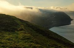 Lynton Fog Bank (EmPhoto.) Tags: exmoor northdevon uk inversion temperatureinversion fog landscapepassion sonya7rm2 lynmouthbay lynton emmiejgee