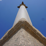 The Pompey's Pillar, Alexandria, Egypt. thumbnail