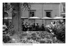 Lunch time (Pollini Photo Laboratory) Tags: marcopollini polliniphotolabcom fotografiaurbana streetphotography leicam3 ilford hp5 blackwhite bianconero monocrome bologna italy