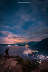 Amanecer en el lago más bello del mundo. (Nixon Lima Photo) Tags: nikon d800 nikond800 nixonlimaphoto atitlan atitlanlake nationalgeographic natgeo guatemala teamnikon sunrise
