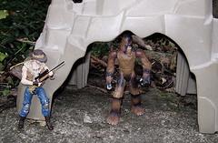 Finding Bigfoot (Amazing_A-Man) Tags: wookie gnawgahyde dreadnok