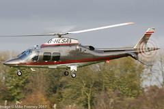 G-HLSA - 2015 build Agusta-Westland AW109SP Grand New, departing down Runway 26 at Barton (egcc) Tags: 22336 a109 aw109sp agusta agustawestland apolloairservices barton cityairport edy egcb ghcom ghlsa grandnew helicopter lightroom manchester solway05