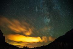 Starry Sky (cezary.morga) Tags: night sky clouds stars milkyway landscape