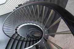 Spiral Stairs (Frank Guschmann) Tags: treppe treppenhaus stairwell staircase escaliers stairs stufen frankguschmann nikond500 nikon d500