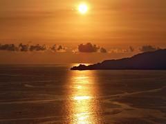 Crépuscule sur Portofino (Jolivillage) Tags: jolivillage tramonto sea mare water acqua paesaggio landscape geotagged lavagna portofino ligurie liguria italie italia italy europe europa soleil sun sole