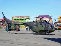 80+55 Bolkow Bo-105M (c/n 5055) Kemble (andrewt242) Tags: 8055 bolkow bo105m cn 5055 kemble