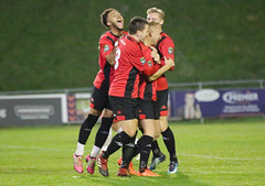 Lewes 2 Kings Langley 1 FAC replay 26 09 2018-399.jpg (jamesboyes) Tags: lewes kingslangley football nonleague soccer fussball calcio voetbal amateur facup tackle pitch canon 70d dslr