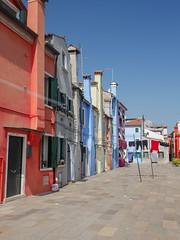 bunte Häuser in Burano (wezetauswe) Tags: mft gf7 lumix burano häuser farbe color