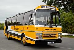 14 UVT14X (PD3.) Tags: spath bus buses coach psv pcv preserved september 2018 showbus show castle donington derby park 14 uvt14x uvt 14x leyland tiger plaxton