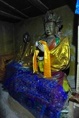 Maitreya Buddha, Karsha