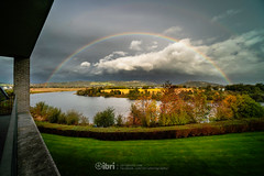 Doubler - 08 Oct 2018 - 02 (ibriphotos) Tags: kildeanloop autumn rainbow wallacemonument cloudporn riverforth weather ochilhills clouds