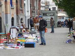What to buy? (seikinsou) Tags: brussels belgium spring summer braderie fleamarket streetmarket schaerbeek chasseursardennais
