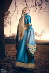 Zelda (Snowgrimm) Tags: zelda cosplay dawn magic fantas fantasy