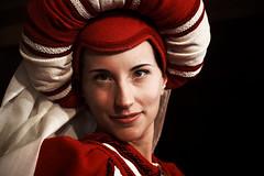 Prima Dama (marcosmallred) Tags: perugia perugia1416 sancostanzo processione medioevo middleage medieval reenact reenactors reenactig rievocazione rievocazioni