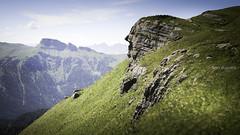 Alta Via 2, Stage 5, Dolomiti, Italia (monsieur I) Tags: dolomiti altavia2 summer italian altavia trekking italy italia travel moutains dolomites monsieuri
