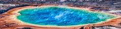Grand Prismatic (sunandoroyphotography) Tags: travellife travelholic travel hotsprings yellowstone usa america wyoming nationalpark nationalparks peaceful zen lonelyplanet natgeo natgeoyourshot peacefulview nikond90 nikonphotography nikonphotographer