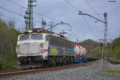 251 (firedmanager) Tags: renfe renfeoperadora railtransport renfemercancías mitsubishi 251 tren train trena ferrocarril freighttrain