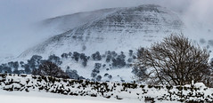Looking over to Back Tor from neat Grindsbrook, Edale Derbyshire, England. (rosskevin756) Tags: nikon d800 nikkor 70200 f4