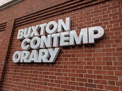 The newly opened Buxton Contemporary Art Gallery (koukat) Tags: melbourne art architecture 2018 open house ohm openupmelb city weekend travel viaje architectura arte buxton contemporary gallery