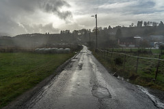 Rainy day (★ANDMIK★) Tags: raining raindrops norway weather landscape sonyalpha7ii sony alpha 7 ii zeiss