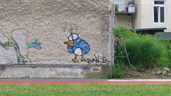 Graz Duck+ Graffiti