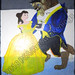 """Beauty and the Beast: Study"" by Taleeah, acrylic, NFS"