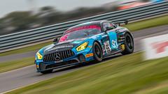#66 Team Parker Racing Ltd - Mercedes-AMG GT4 - Nick Jones, Scott Malvern British (Fireproof Creative) Tags: britishgtchampionship britishgt doningtonpark motorsport motorracing