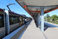 Kippa-Ring Station, Brisbane (philip.mallis) Tags: brisbane kipparing trainstation railwaystation platform stationplatform train