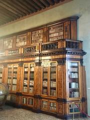 Museo Correr (Konstanze Schwedka) Tags: bibliothek library venedig venice venezia