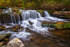 Catskills in Fall (djrocks66) Tags: catskill catskills mountains hiking nature waterfall waterfalls fall autumn foliage rocks river streem brook upstate ny leaves color fujifilm xt100 trees trails landscapes