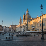 Early morning in Rome thumbnail